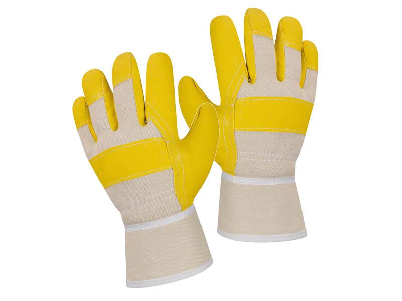 Handschuhe-Kunstleder