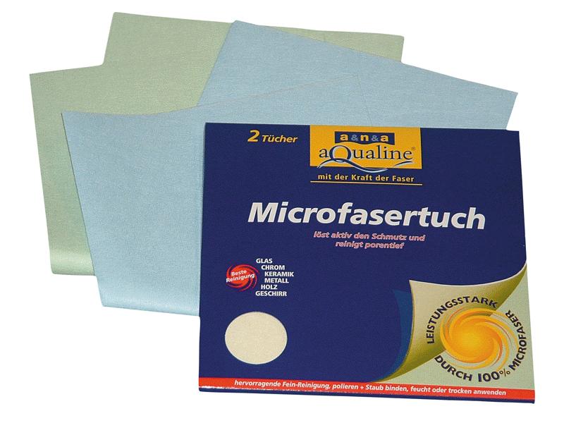 Microfasertuch (2er Pack)