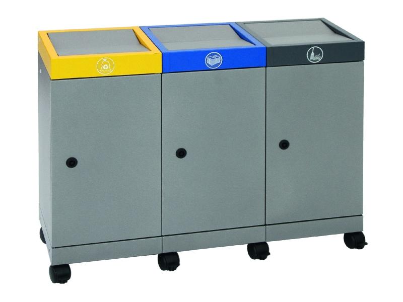 Abfallbehälter ProTec Plus